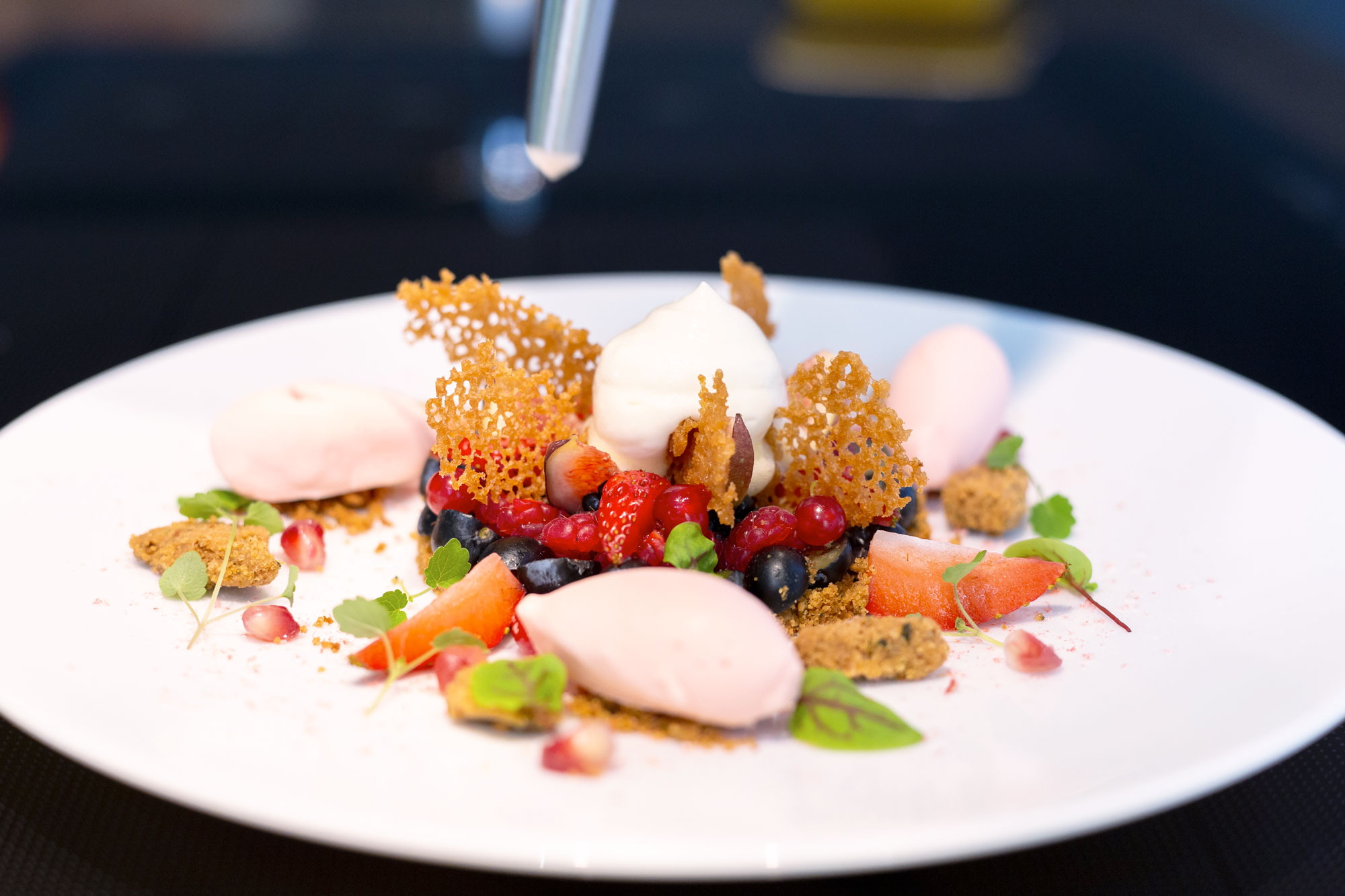 Restaurant gastronomique Biarritz